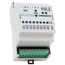 Pushbutton Interface DIN rail