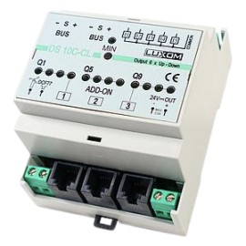 Motor + relay controller