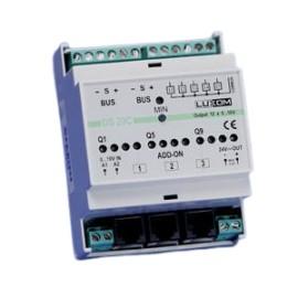 Dimmer + relay controller 0-10V