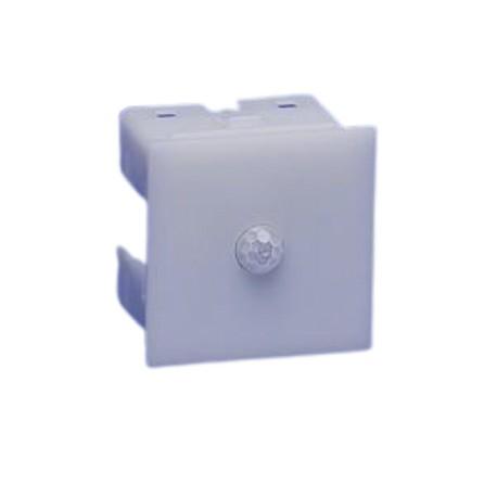 24V motion detection with internal LED lighting