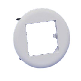 Mounting ring for LU0400 in ceiling