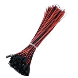 Switch/connection wire (100 pcs) L : 20cm