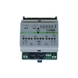 Dimmer controller DMX