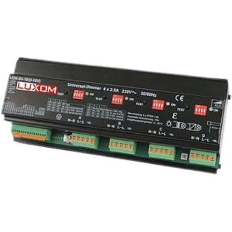 4x 570VA FET dimmer 0-10V