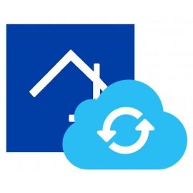 Home center cloud vernieuwing
