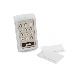Codeklavier met RFID voor Velbus