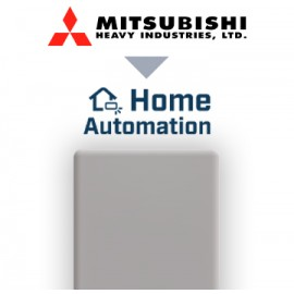 INTESIS - Mitsubishi Heavy Industries FD and VRF systems to Home Automation Interface - 1 unit