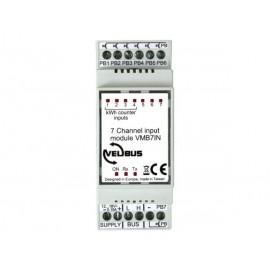 7-channel input module