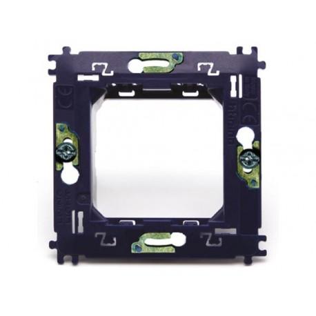 Houder voor Velbus Glass panel series (schroefbevestiging) - 5 st.