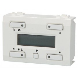 TEMPERATURE CONTROLLER - WHITE VERSION -