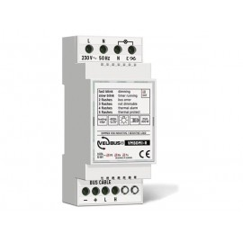Dimmer for inductive / resistive load