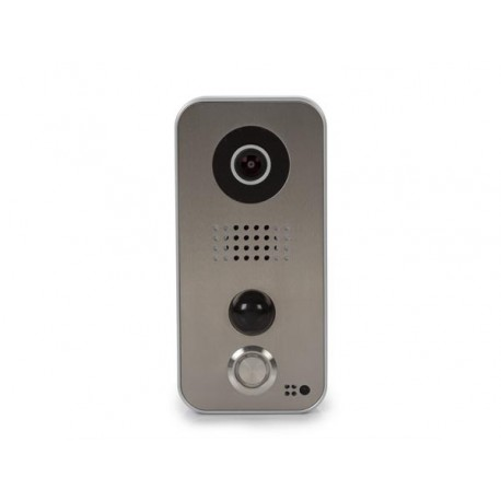 Doorbird gebaseerde videofoon, opbouwmontage