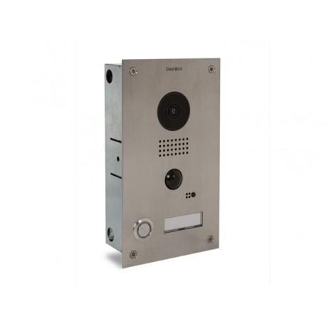 Doorbird gebaseerde videofoon, inbouwmontage