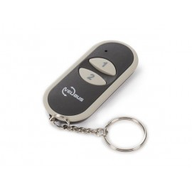 2-button handheld rf remote control